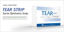 Tear Strips 100pcs