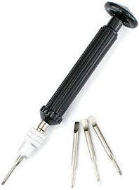 Universal Screwdriver With 4 Blades & Storage